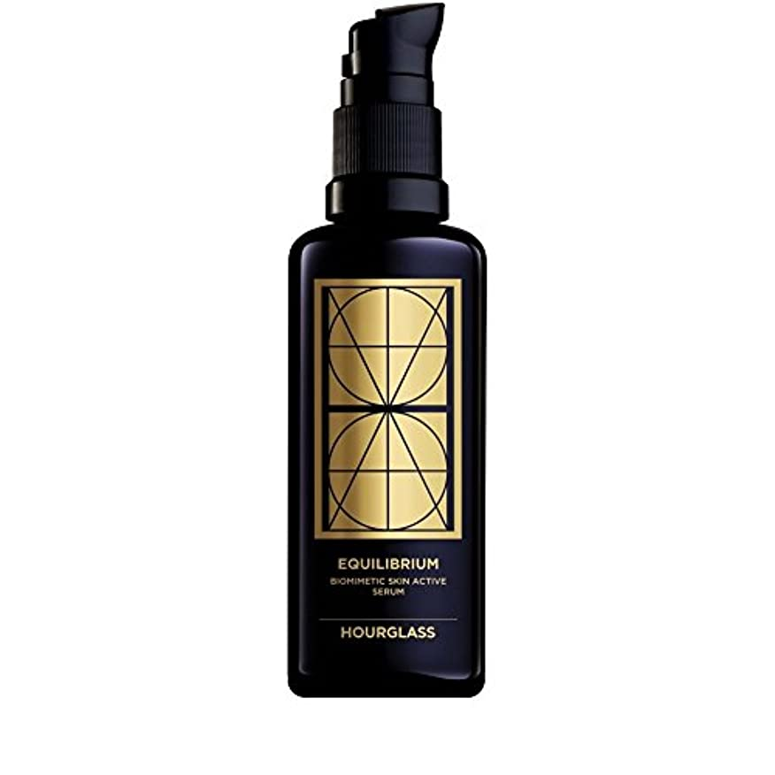 スライス読みやすさ上にHourglass Equilibrium Skin Active Serum 50ml - 砂時計平衡皮膚活性血清50ミリリットル [並行輸入品]