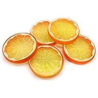【VEERLIVE】食品サンプル フルーツ オレンジの輪切り 5個セット [並行輸入品]