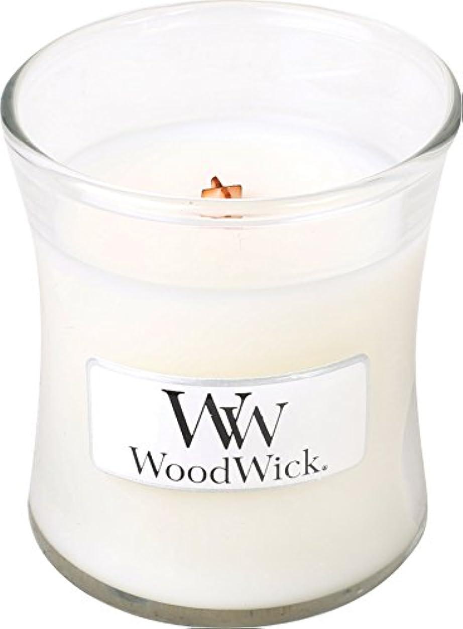 ワンダー帝国主義おもちゃWood Wick ウッドウィック ジャーキャンドルSサイズ ホワイトティージャスミン