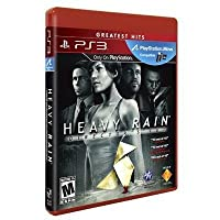 Selected Heavy Rain: Director's Cut PS3 By Sony PlayStation [並行輸入品]