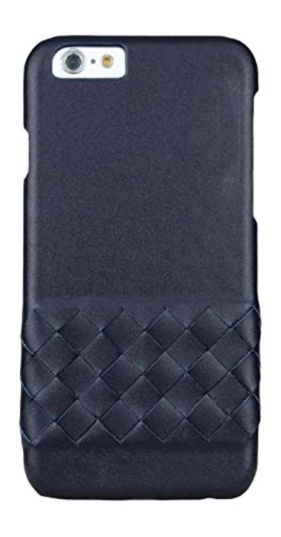 回転苦ドリル【日本正規代理店品】 BUSHBUCK ELEGANT Genuine Leather Case for iPhone6s用ケース 4.7 Blue 本革 4580395324517