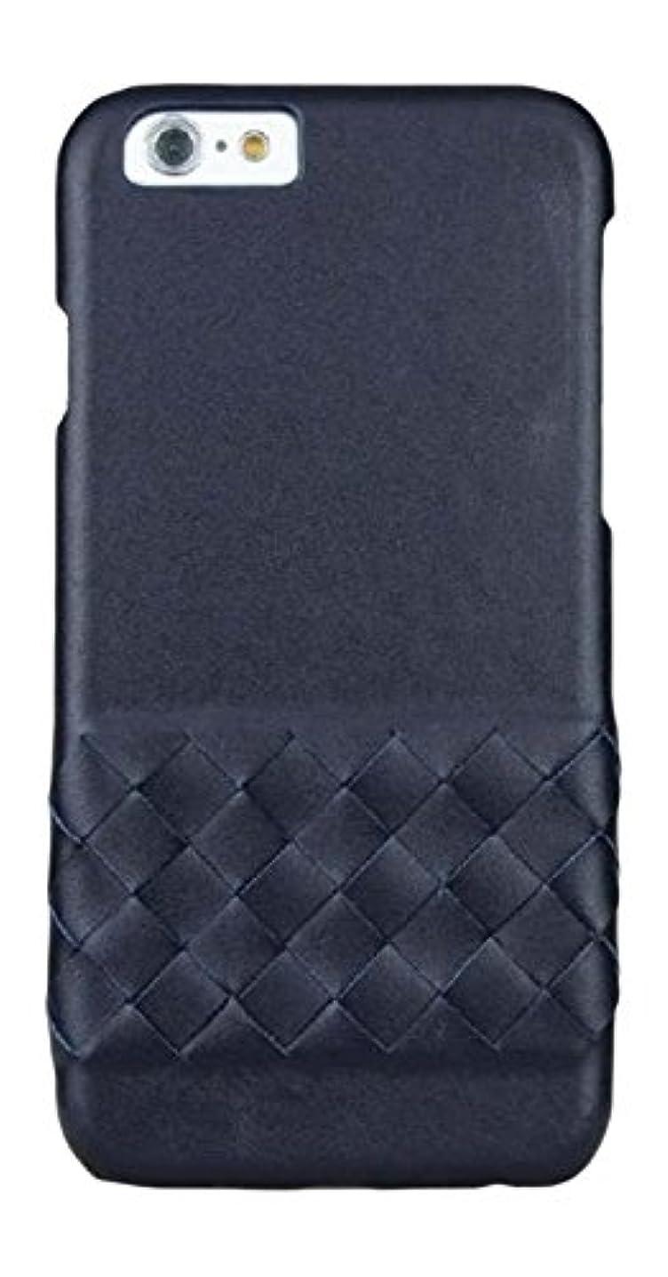 ウェイトレス現実的歯【日本正規代理店品】 BUSHBUCK ELEGANT Genuine Leather Case for iPhone6s用ケース 4.7 Blue 本革 4580395324517