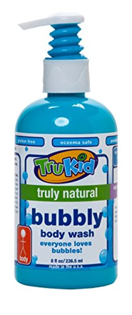 コンドーム断片価値のないTruKid, Bubbly Body Wash, 8 fl oz (236.5 ml)