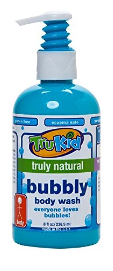 確立ビン興奮するTruKid, Bubbly Body Wash, 8 fl oz (236.5 ml)