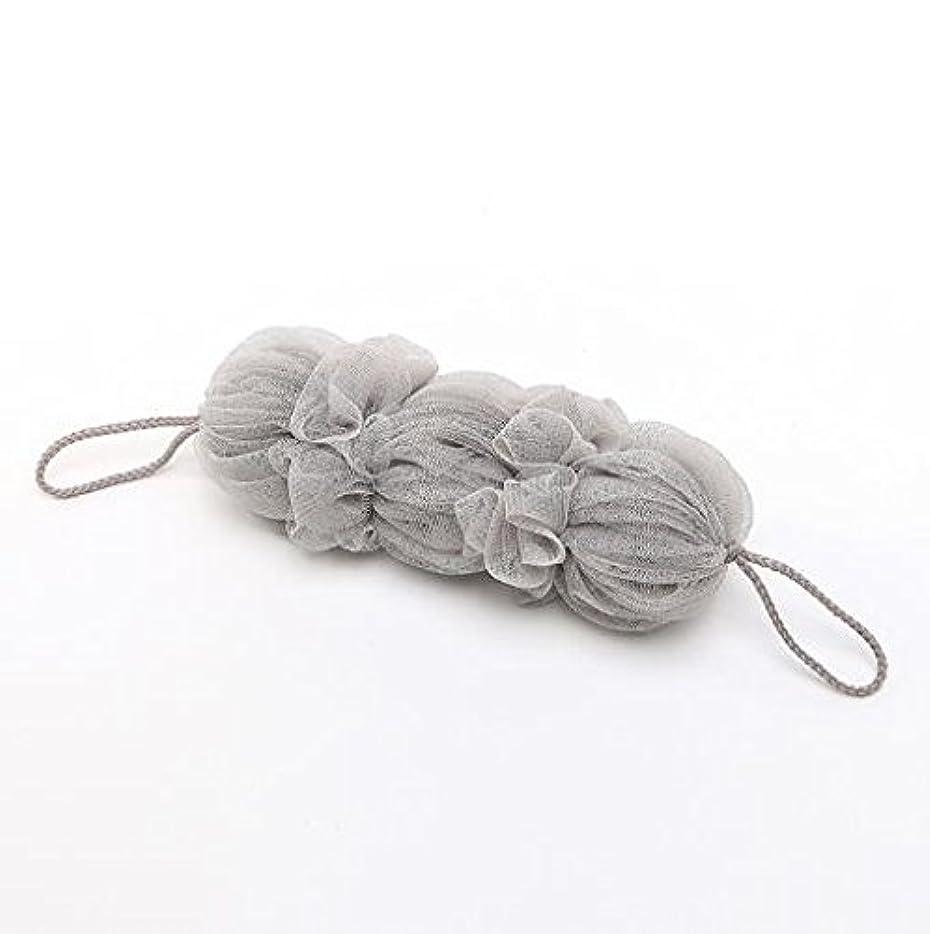 ケーブルまとめるスカイICOUCHI 紐付きボディタオル 背中も洗えるシャボン 泡立てネット 超柔軟 シャワー用 細かいネット 柔らかい泡立てネット