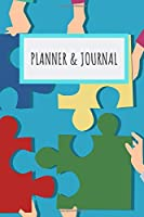 Planner & Journal: Write your dreams and vision down in this inspirational journal.- Take the time to review your dreams and make adjustments