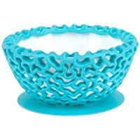 Boon Wrap Protective Bowl Cover, Blue Raspberry by Boon [並行輸入品]