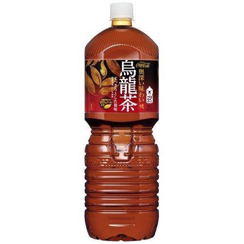 煌(ファン) 烏龍茶 2L ×6本