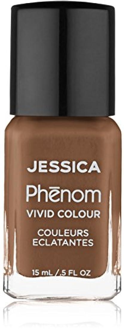 開いた親指防腐剤Jessica Phenom Nail Lacquer - Cashmere Creme - 15ml / 0.5oz