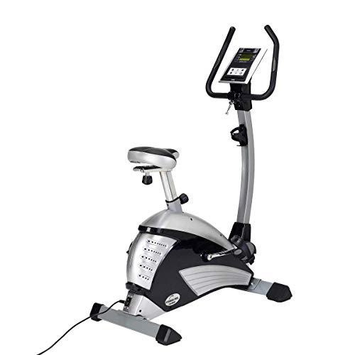 アドバンスバイク7014 ブラック/シルバー 健康器具