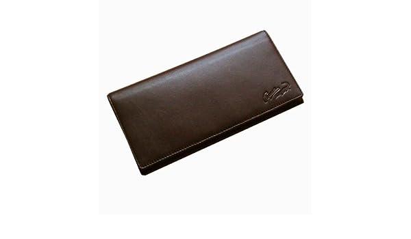 25107e8049e2 Amazon | (クロコダイル)Crocodile 本革【ブランド財布】ラムスキンメンズ長財布(男性財布)(チョコ) | Crocodile( クロコダイル) | 財布