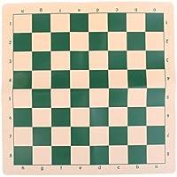 Baosity PUレザー チェスボード チェス盤 ボードゲームアクセサリー