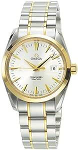 [オメガ]OMEGA 腕時計 シーマスター アクアテラ 2318.30 メンズ [並行輸入品]