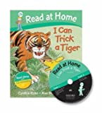 Read at Home: Level 2b: I Can Trick a Tiger Book + CD