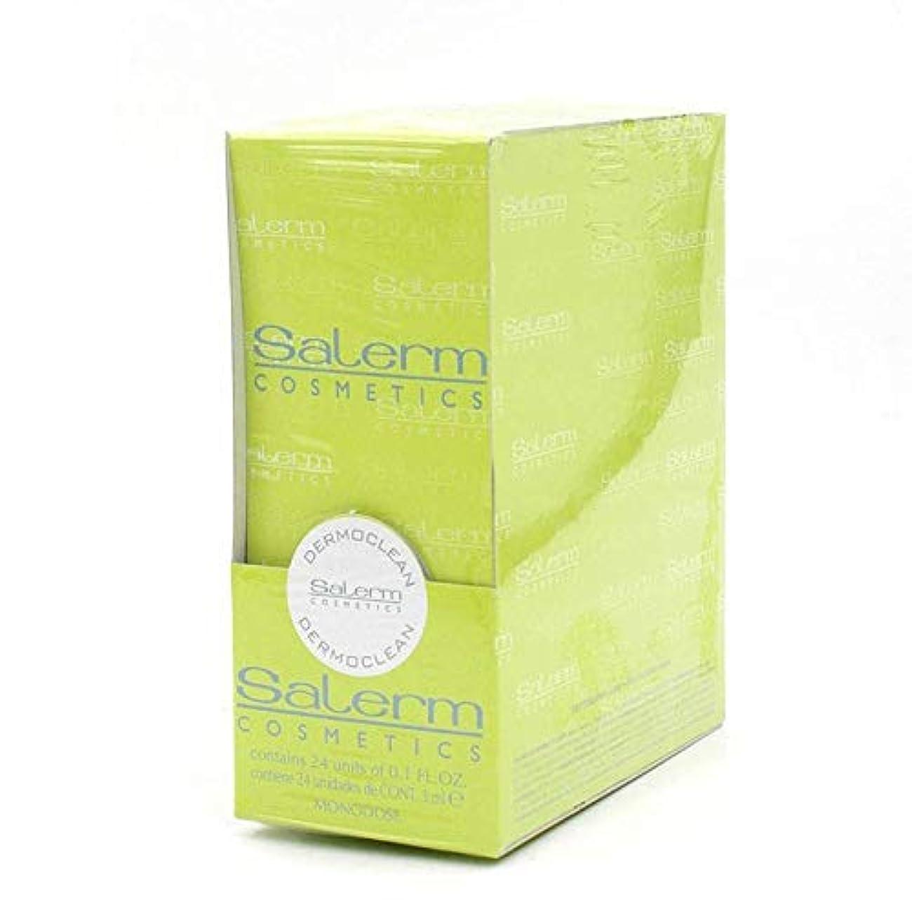 レイプ分配します空白Salerm 化粧品Dermoclean処理 - 1パックX 0.1オンス
