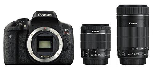 Canonデジタル一眼レフカメラEOSKissX8iダブルズームキットEF-S18-55mm/EF-S55-250mm付属EOSKISSX8I-WKIT