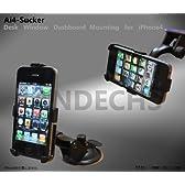 Ai-Style Ai4-Sucker   iPhone4 4S用 吸盤式ホルダー iphone スタンド iphoneをドライブレコーダー代わりに
