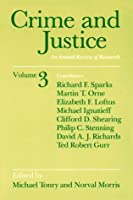 Crime and Justice (Crime and Justice: A Review of Research)