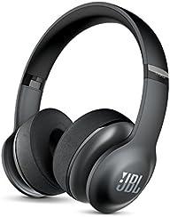 JBL EVEREST 300 Bluetoothヘッドホン 密閉型/オンイヤー ブラック V300BTBLKGP 【国内正規品】