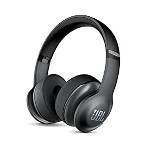 JBL EVEREST 300 ワイヤレスヘッドホン Bluetooth 密閉ダイナミック型オンイヤー ブラック V300BTBLKGP 【国内正規品】