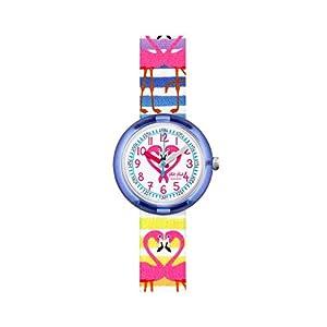 [フリック フラック]Flik Flak 腕時計 Power Time 5+ストーリータイムFLAMILY (フラミリー) キッズ
