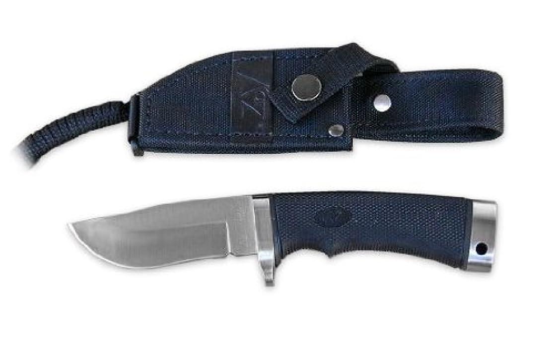 アルネ式動詞キャッツ KATZ KNIVES K-100 プーマカブ ハンドル:クラトン、全長:21cm、KATZ オリジナルコーデュラーシース付