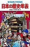 学習漫画 日本の歴史年表 (集英社版・学習漫画)