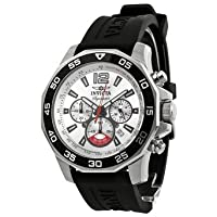 インビクタ Invicta Signature II Nautical Chronograph Silver Dial Mens Watch 7430 男性 メンズ 腕時計 【並行輸入品】