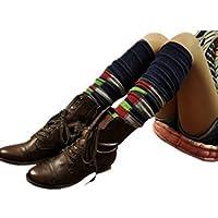 Redcolourful Knitted Fleece Knee-high Boots Socks Leg Warmers (Ysw83-3)