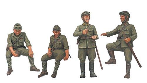 帝国陸軍 戦車兵セット2 (1/35 プラスチックモデルキット FM23)