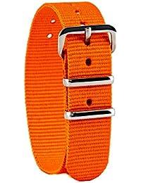 EasyRead時間先生子供の時計バンド – オレンジ
