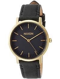 [ニクソン]NIXON 腕時計 PORTER 35 LEATHER NA11991031-00 【正規輸入品】
