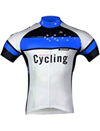夏用 サイクルジャージ 半袖 自転車ウェア サイクリング