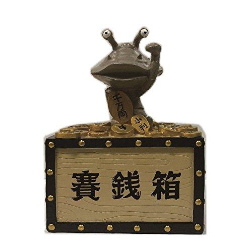 [해외]Shinzi Katoh 초대 카네 곤 KANEGON 저금통 ULKN2469/Shinzi Katoh invitation Kanegon KANEGON piggy bank ULKN 2469