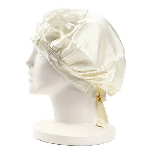nana+ ナイト ヘア キャップ シルク 100% SILK SLEEP NIGHT HAIR CAP 髪質改善 潤い 保湿 さらさら 髪 ヘア...