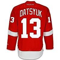 Pavel Datsyuk Detroit Red Wings NHLレッドホームPremier Hockey Jersey
