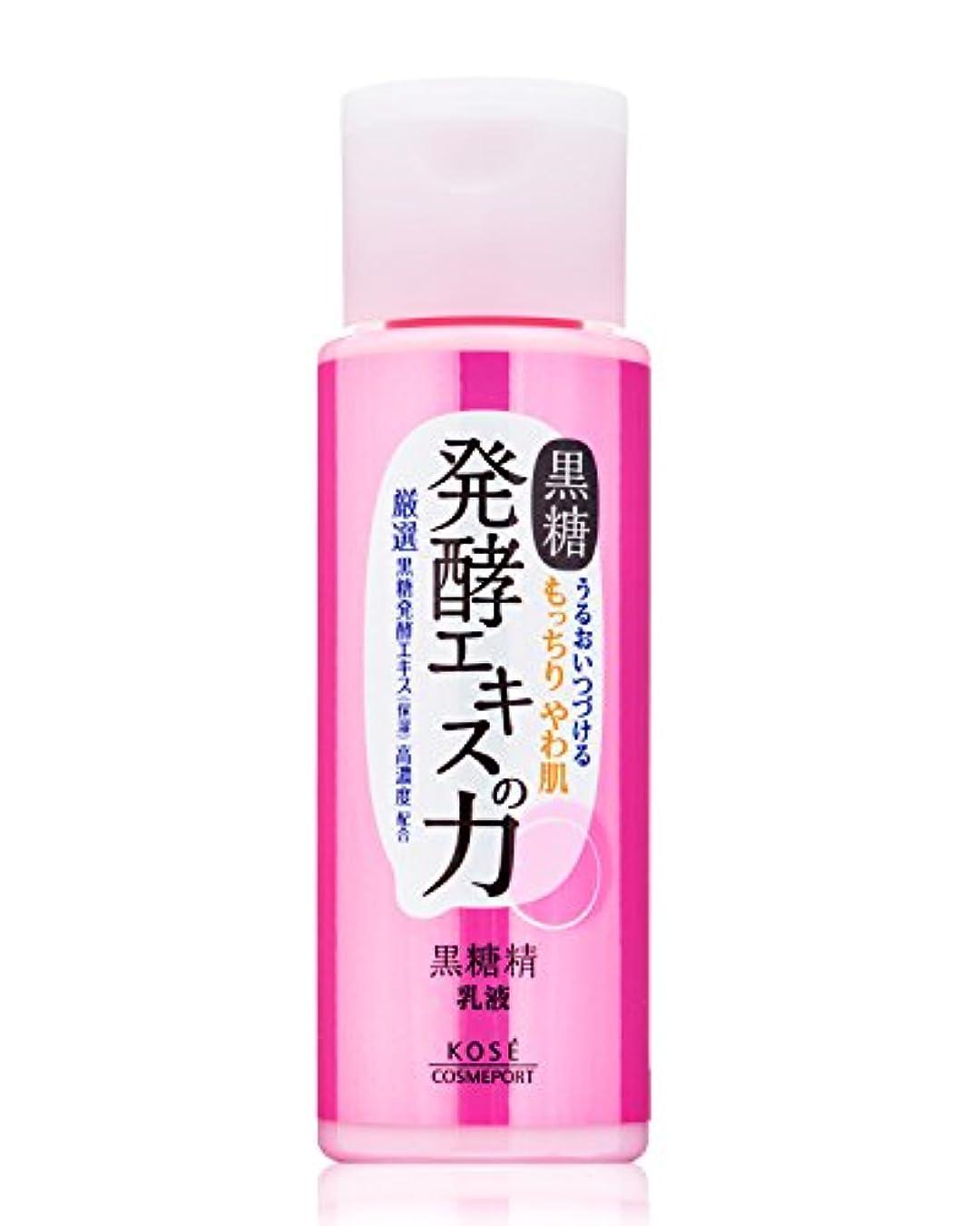 写真署名審判KOSE コーセー 黒糖精 ジェル乳液 150ml