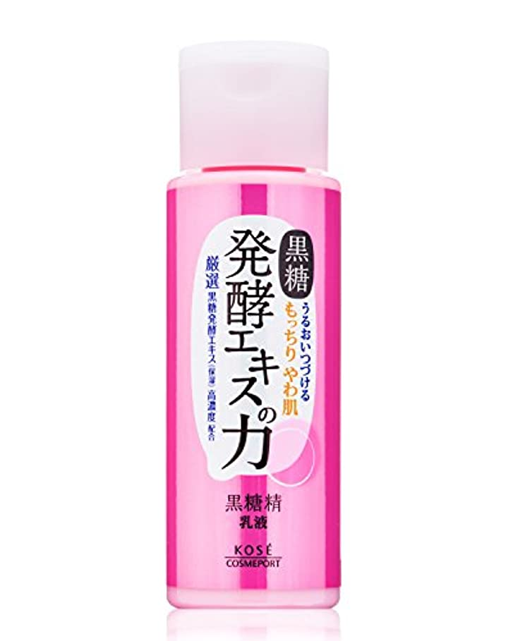 汚染されたアカデミックスクラッチKOSE コーセー 黒糖精 ジェル乳液 150ml