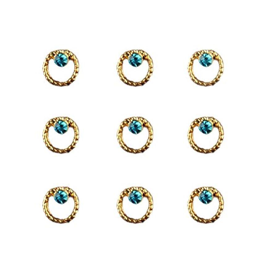 指令識字ゴージャスToygogo 20ピース/個3Dネイルアートのヒントマニキュア用ステッカーデコレーションチャーム - タイプ1