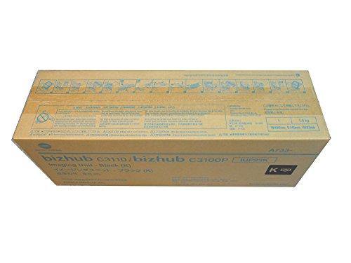 コニカミノルタ A73303D C3110/C3100P用 イメージングユニット IUP-23K ブラック(K)