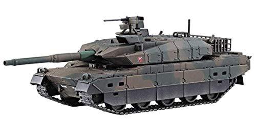 1/72 ミリタリーモデルキット No.14 陸上自衛隊 10式戦車