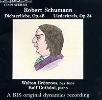 Dichterliebe Op 48 / Liederkreis Op 24