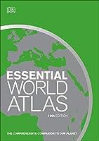 Essential World Atlas, 10th Edition (DK Essential World Atlas)