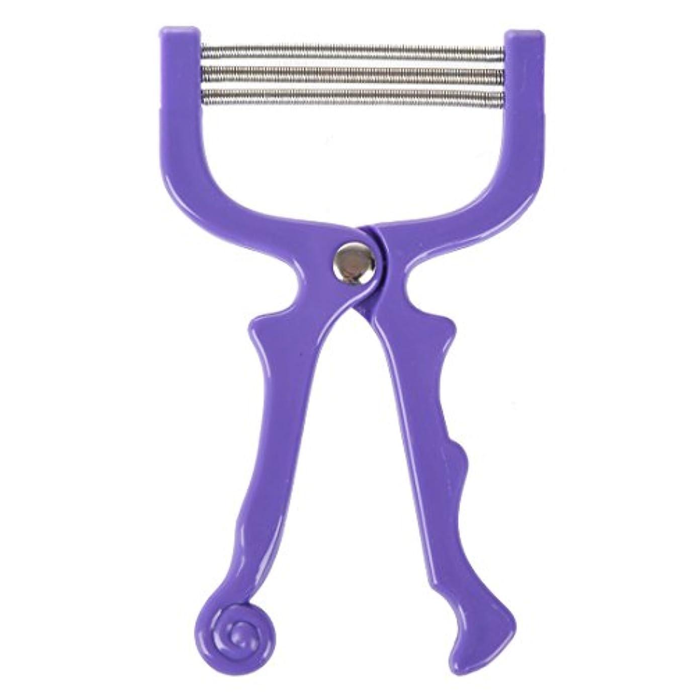 属性急行する熱心AFBEST ハンドヘルドひげ脱毛スレッディング美容脱毛器ツール