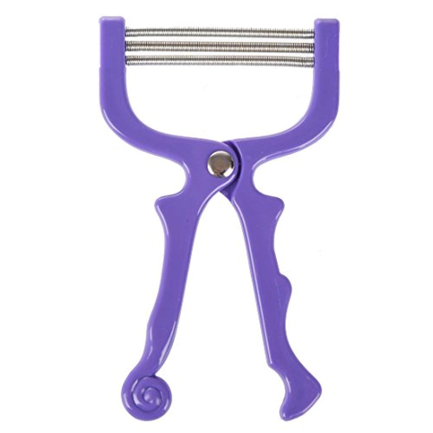 レイカジュアル広範囲ACAMPTAR ハンドヘルドひげ脱毛スレッディング美容脱毛器ツール