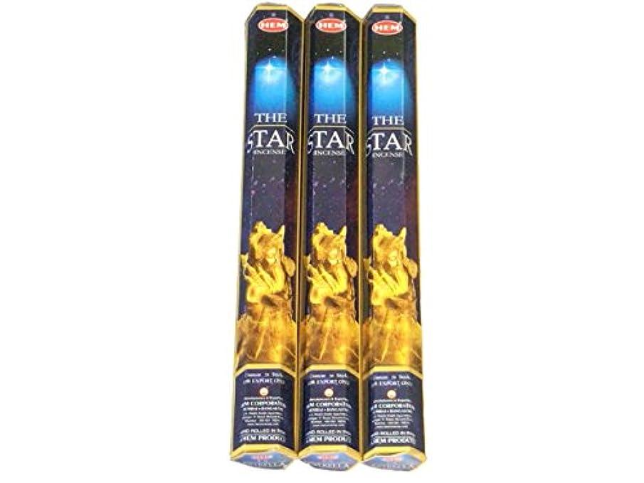までその後定義するHEM ヘム スター STAR ステック お香 3箱