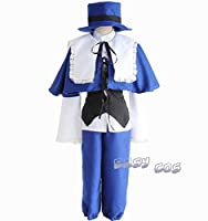 【Easycosplay】 ローゼンメイデン 蒼星石 コスプレ衣装 イベント 仮装 ハロウイン クリスマス コスチューム 文化祭 (XL)