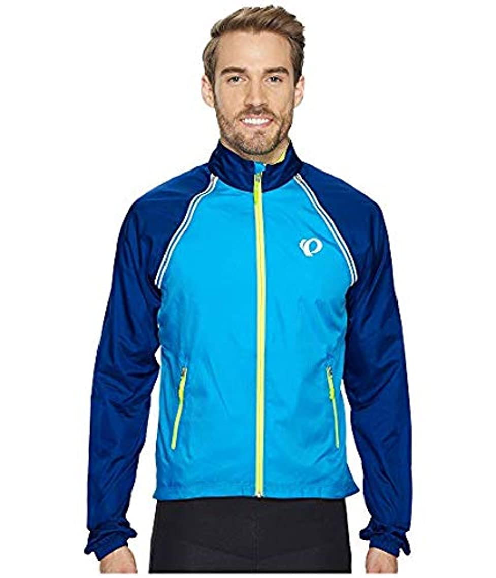 アンティーク作曲家育成[PEARL IZUMI(パールイズミ)] メンズウェア?ジャケット等 Elite Barrier Convertible Cycling Jacket Blue Depths/Bel Air Blue US LG (L...