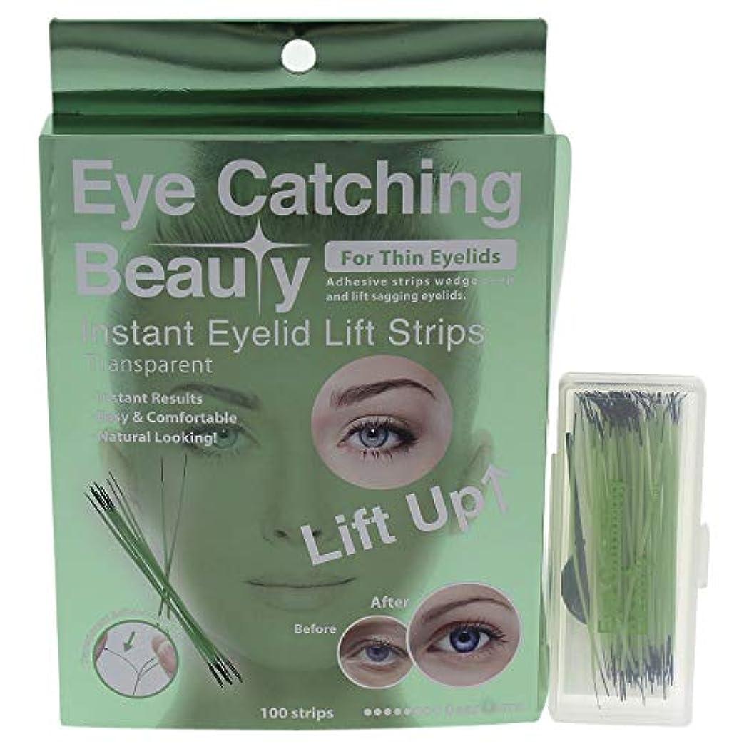 宝不健全ソフトウェアEye Catching Beauty Instant Eyelid Lift Strips