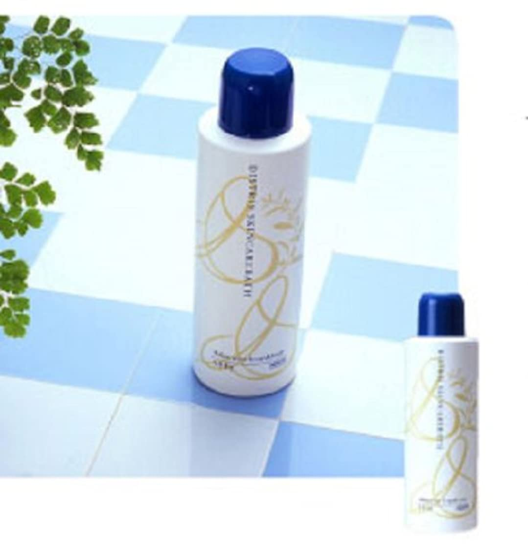 咲くぬれた印象的ディストリス 薬用スキンケアバス(入浴液) 530ml